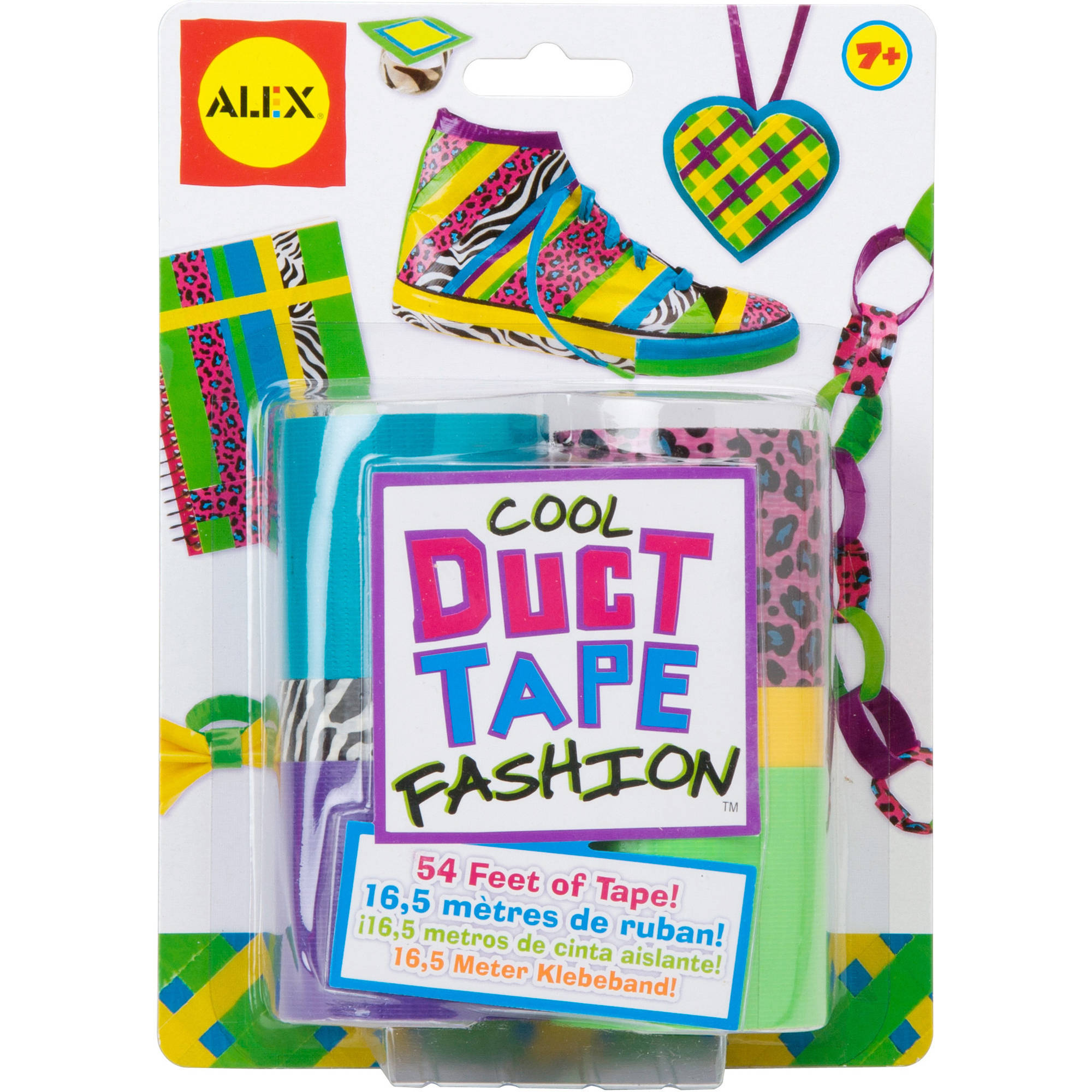 ALEX Toys Do-it-Yourself Wear Cool Duct Tape Fashion