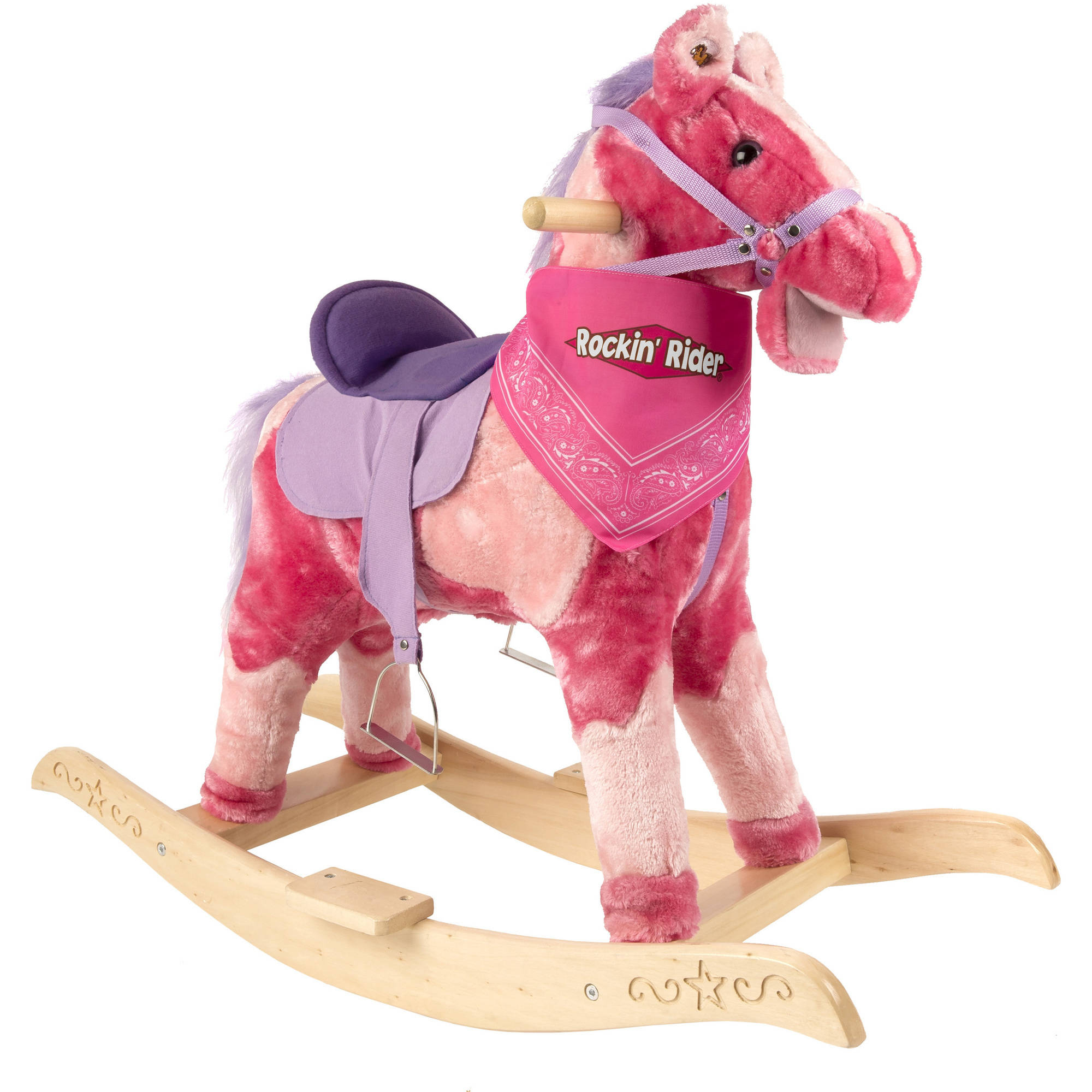 Rockin' Rider Sierra Rocking Horse by Tek Nek Toys International