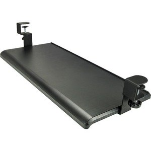 AIDATA EXTRA WIDE DESK CLAMP KEYBOARD TRAY KB1010