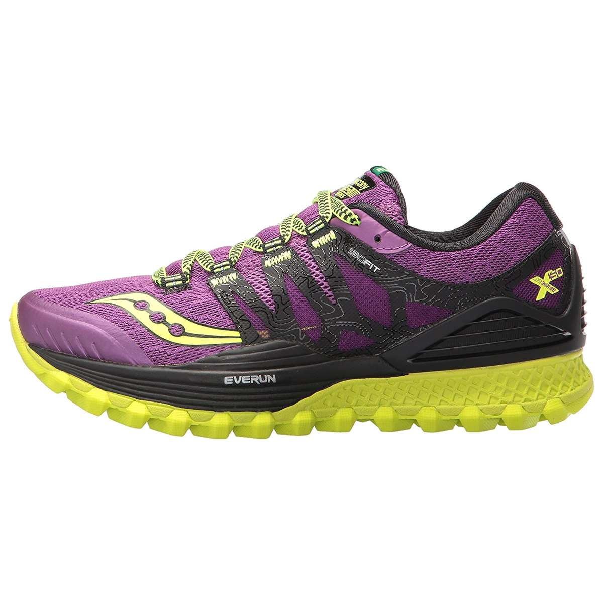 Saucony Women Xodus Iso Running Shoes by Saucony