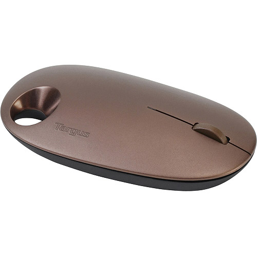 Targus AMW065US  Ultralife Wireless Mouse with Micro SD Reader