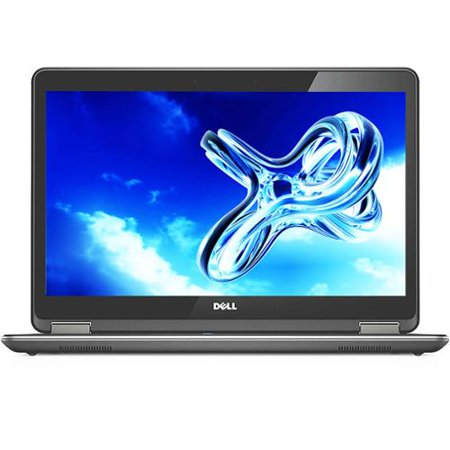 "Off Lease REFURBISHED Dell Latitude 14 E7440 1.9GHz DC i5 4GB 500GB Win 7 Pro64 14"" Laptop Notebook by"