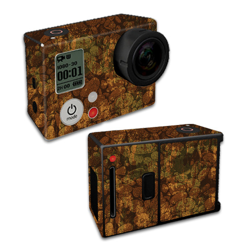 Skin For GoPro Hero3+ Plus – River Stones | MightySkins Protective, Durable, and Unique Vinyl Decal wrap cover | Easy To Apply, Remove, and Change Styles | Made in the USA