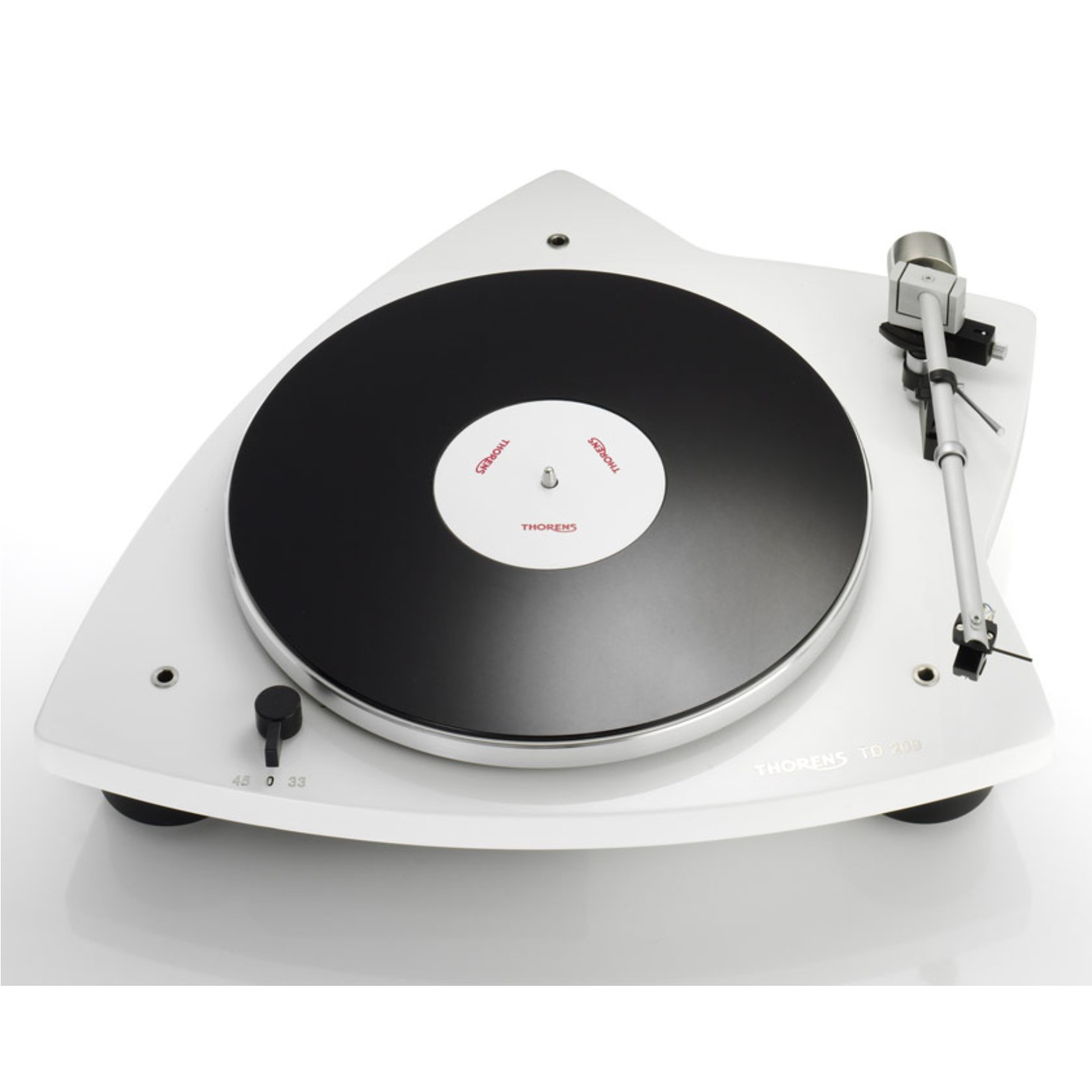 Thorens TD 209 Belt-Drive Turntable
