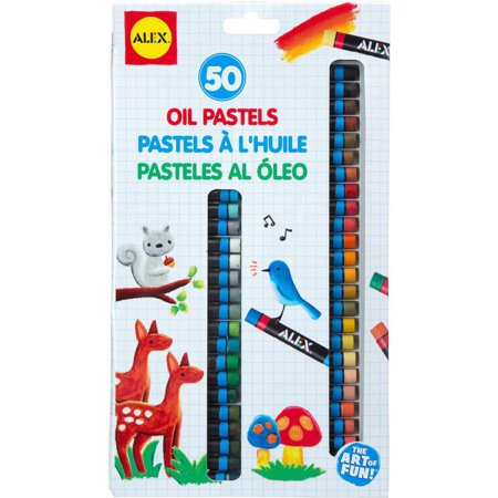 ALEX Toys - Artist Studio, Oil Pastel Set, 314W