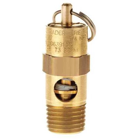 CONRADER SRV187-60 Pressure Relief Valve, 60 PSI (3 4 Pressure Relief Valve 30 Psi)