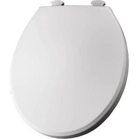 Bemis Residential Plastic Toilet Seat White