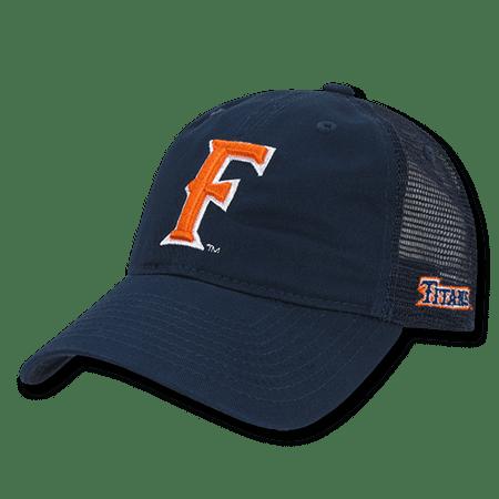 - NCAA CSUF Fullerton Cal State University Titans Relaxed Mesh Trucker Caps Hats