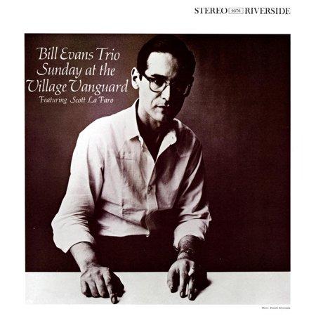 Bill Evans Trio - Sunday at the Village Vanguard Print Wall (Bill Evans Live At The Village Vanguard)