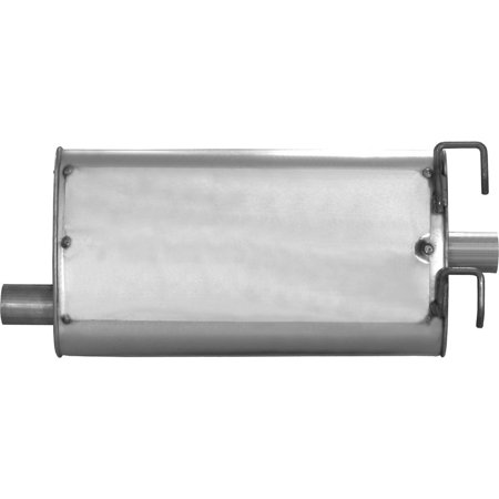 Davico 810442 Muffler For Ford Explorer, Natural OE Replacement Ford Replacement Mufflers