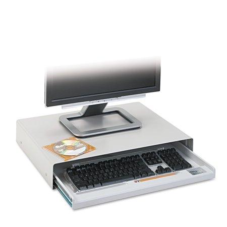 - Innovera Standard Desktop Keyboard Drawer, 20-5/8w x 10d, Light Gray