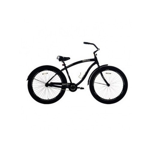 "29"" Genesis Onex Cruiser Men's Bike, Black"