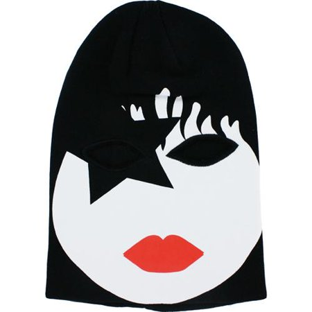 Kiss: The Starchild Halloween Costume Ski Mask for $<!---->