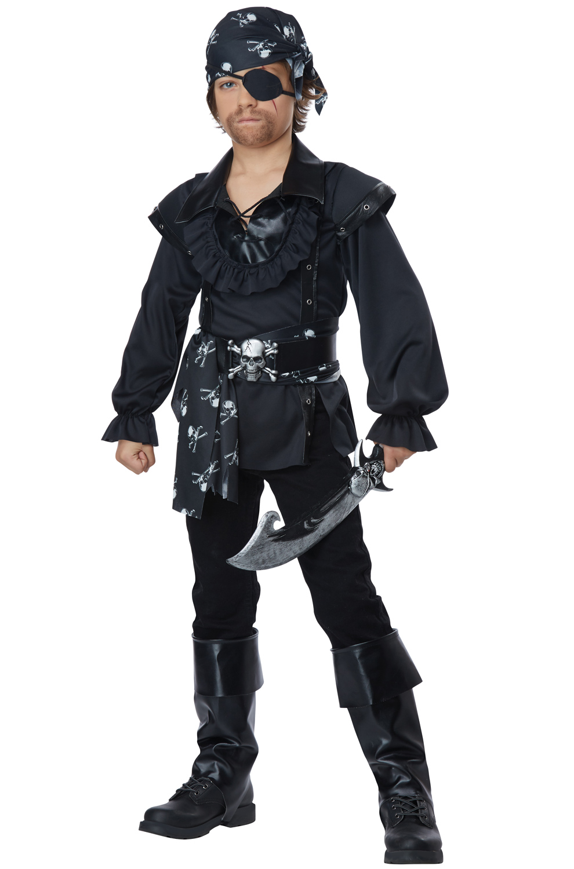 средства прихожан-благотворителей костюм космического пирата фото наглядно