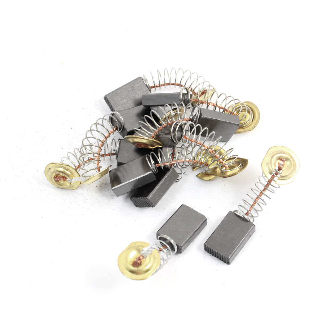 Replacement 17 x 11 x 5mm Carbon Brush for  Electric Motor 10pcs
