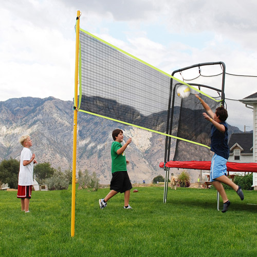 Skywalker Trampolines Volley Ball Net Game