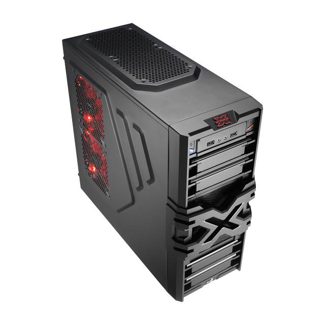 AeroCool-Gaming-Mid-Tower-Cases-StrikeX-One-Black-Red