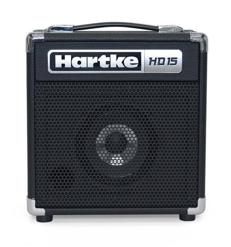 "Hartke HD15 15-Watt 1x6.5"" Bass Combo Amplifier"