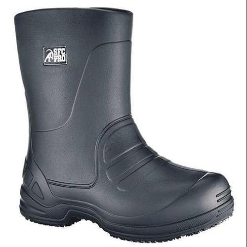 SHOES FOR CREWS 5006 Boots,Sz M12/W14,10 in H,Black,Comp,PR G0167426