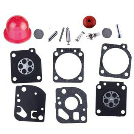 Weed Eater Repair >> Weed Eater Poulan Craftsman Carburetor Repair Kit 530069969