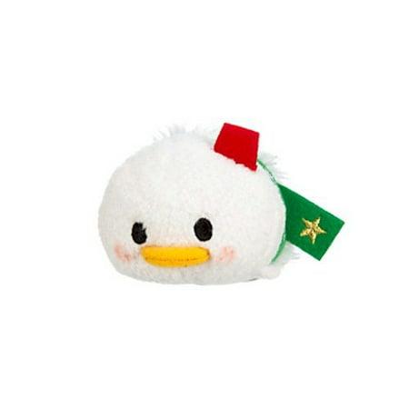 Disney Donald Duck Tsum Tsum Plush - Holiday - Mini - 3 1/2 (Holiday Duck)