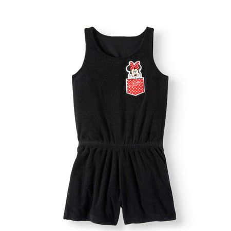 Minnie Mouse Girls' Swim Cover Up (Girls Swim Cover)