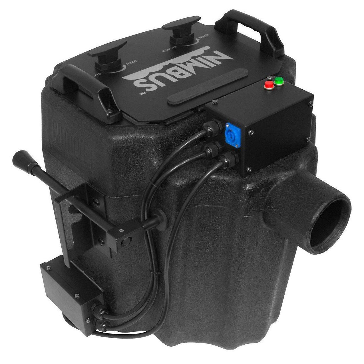 Chauvet DJ Nimbus Professional Dry Ice Low Lying Smoke Fog Machine Fogger