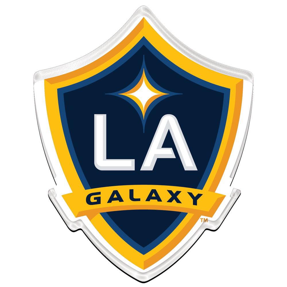 LA Galaxy Official MLS 2.5 inch  Acrylic Magnet by WinCraft