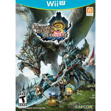Monster Hunter 3 Ultimate (Wii U) - Dog Bounty Hunter Wig