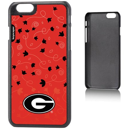 georgia bulldogs apple iphone 6 4 7 slim case. Black Bedroom Furniture Sets. Home Design Ideas