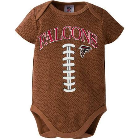 05a264d6 NFL Atlanta Falcons Baby Boys Football Print Bodysuit