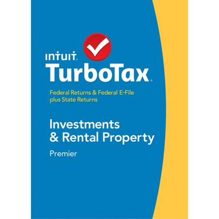 Intuit Turbotax Premier 2014  Pc