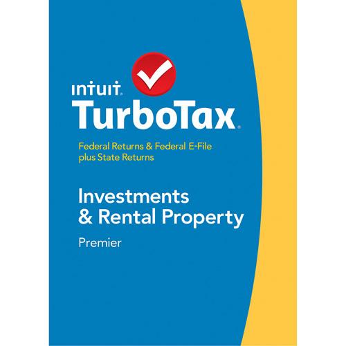 Intuit TurboTax Premier 2014 (PC)