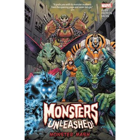 Monsters Unleashed Vol. 1 : Monster Mash - Halloween Mix Monster Mash