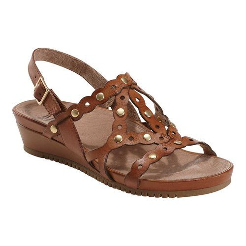 Women's Earth Ficus Leo Wedge Slingback