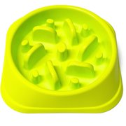 of animals dog feeder slow company pvi product green