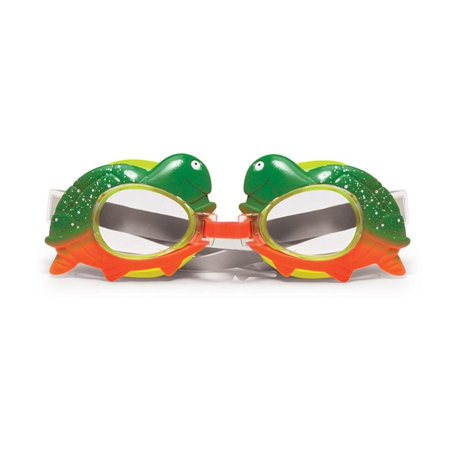 Turtle Animal Frame Swimming Pool Goggles for Children