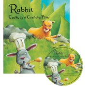 Rabbit Cooks Up a Cunning Plan! [With CD (Audio)]