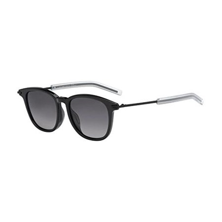 Dior Homme BLACKTIE195FS-263-WJ-51 Mens Black Tie 195 F S 263 WJ Matte Black Polarized (Dior Homme Sunglasses)
