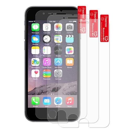 "Insten 3 x Clear Screen Protector LCD Guard Shield For Apple iPhone 6S Plus / 6 Plus 5.5"" 5.5 Inches"
