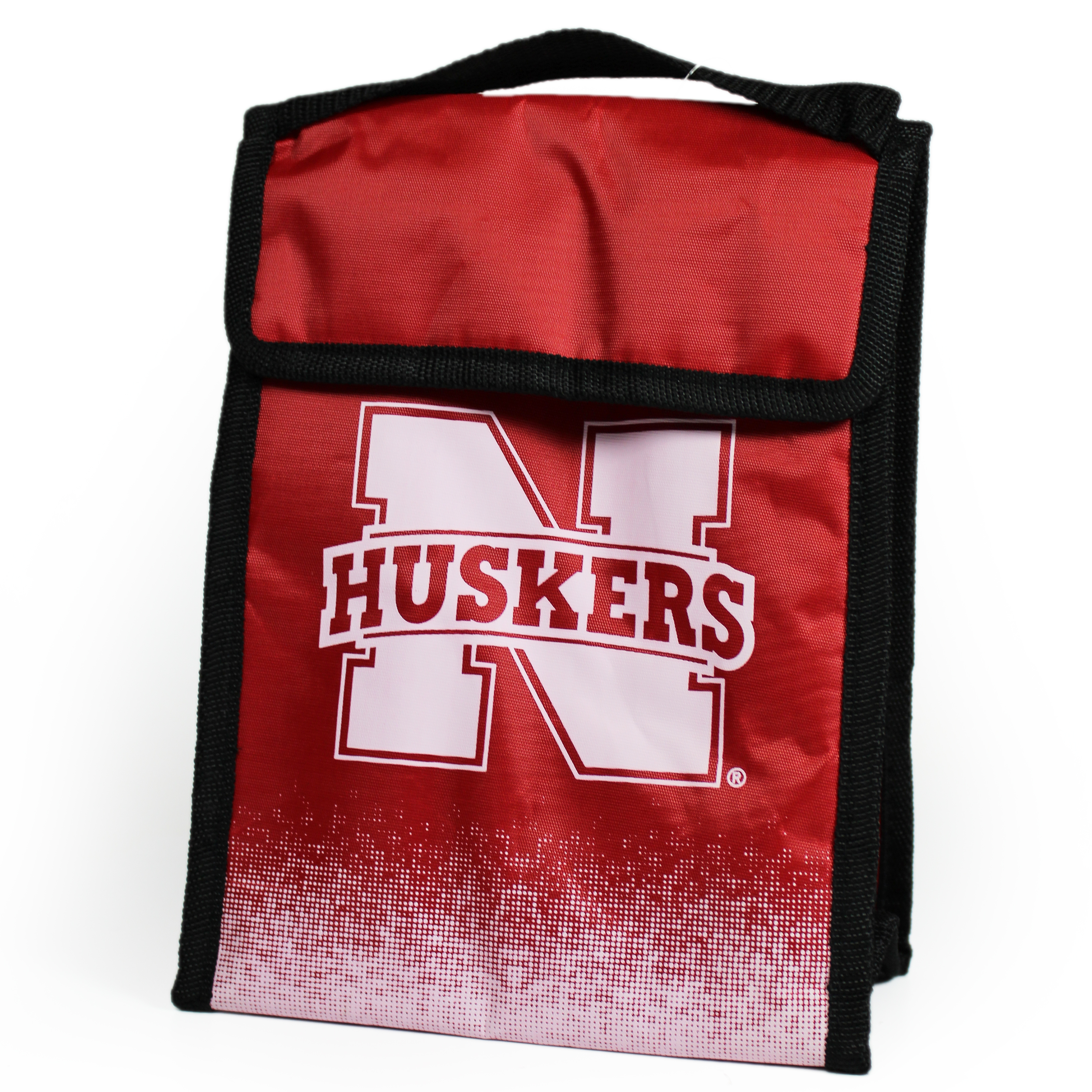 Nebraska Cornhuskers Official NCAA Lunch Box Bag by Forever Collectibles 998346