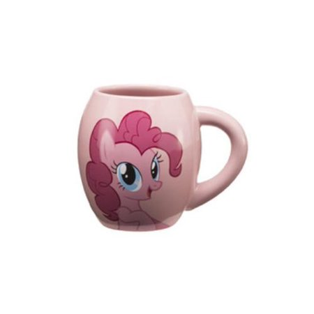 My Little Pony 18 Oz Ceramic Oval Mug (Vandor, Llc)
