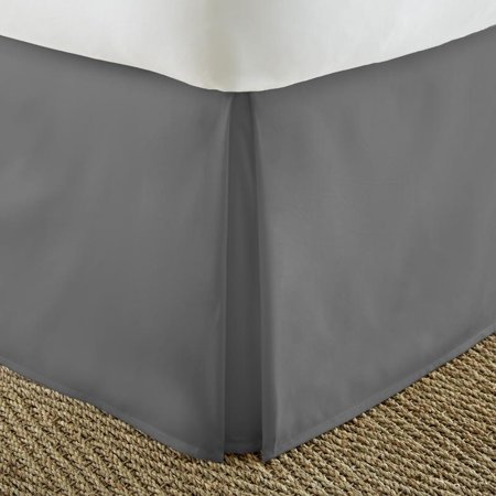 Olive and Twill Luxury Pleated Dust Ruffle Bed Skirt