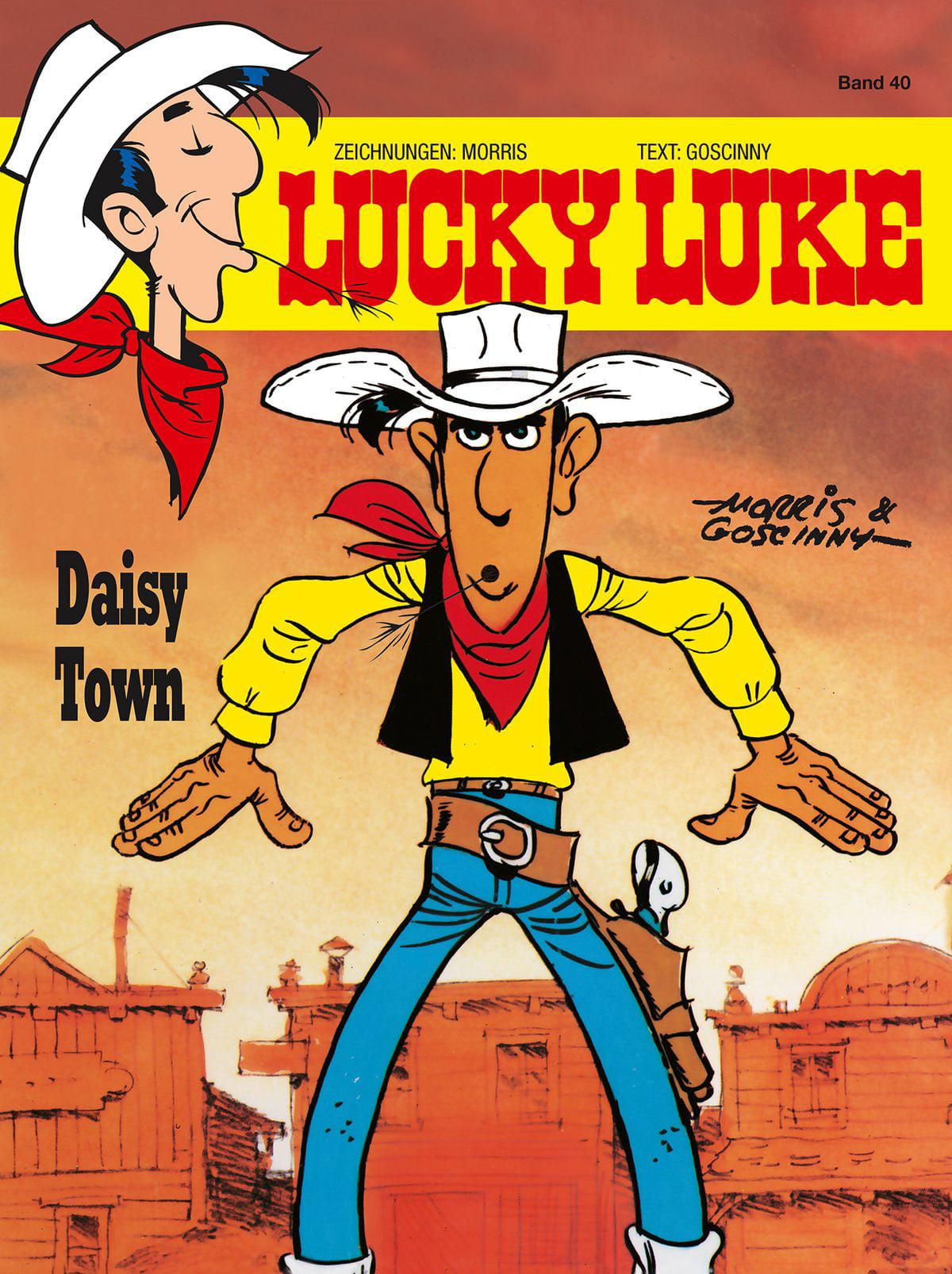 Lucky Luke Film Zeichentrick