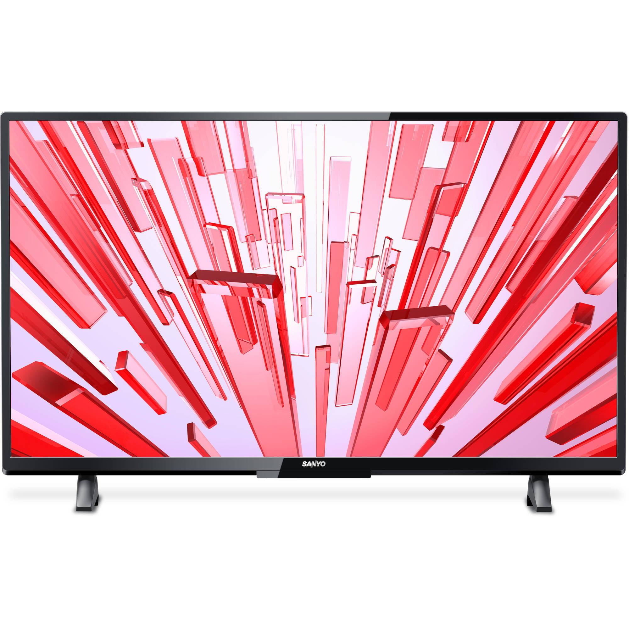 """Refurbished Sanyo 40"""" Class FHD (1080P) LED TV (FW40D36F)"""