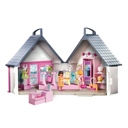 Playmobil Take Along Fashion Store Only $16.97 (Was $48)