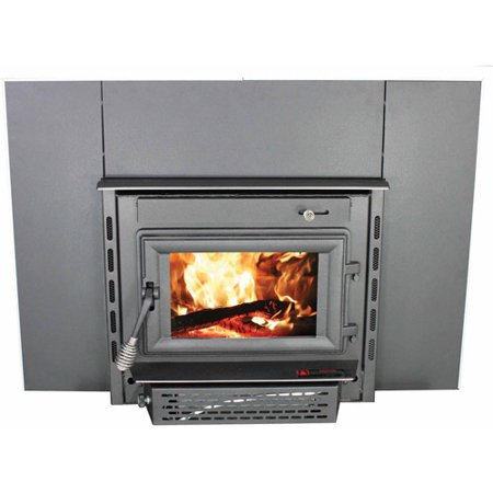 Vogelzang Sq Ft Fireplace Insert With Blower Walmart Com