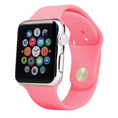 Soft Silicone Sport Replacement Bands For Apple Watch Series 1  Series 2  Series 3 38Mm