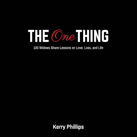 The One Thing: 100 Widows Share Lessons On Love, Loss, And Life - Thing 1 And Thing 2 Iron On