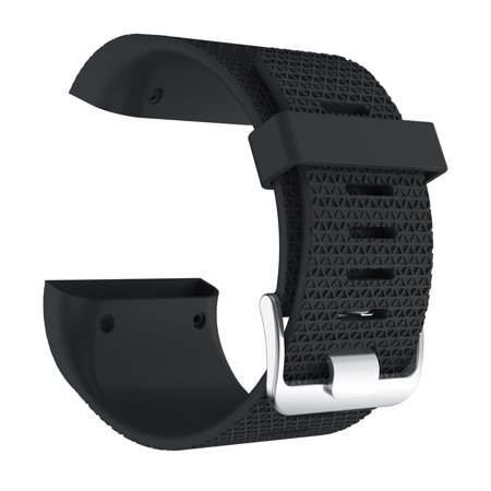 Replacement Wristband Watch Band Strap Clasp Buckle Tool Kit For Fitbit (Wristband Kit)